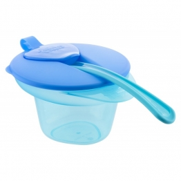 COOL AND MESH WEANING BOWL