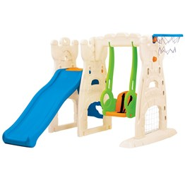 Scramble N Slide Play Center